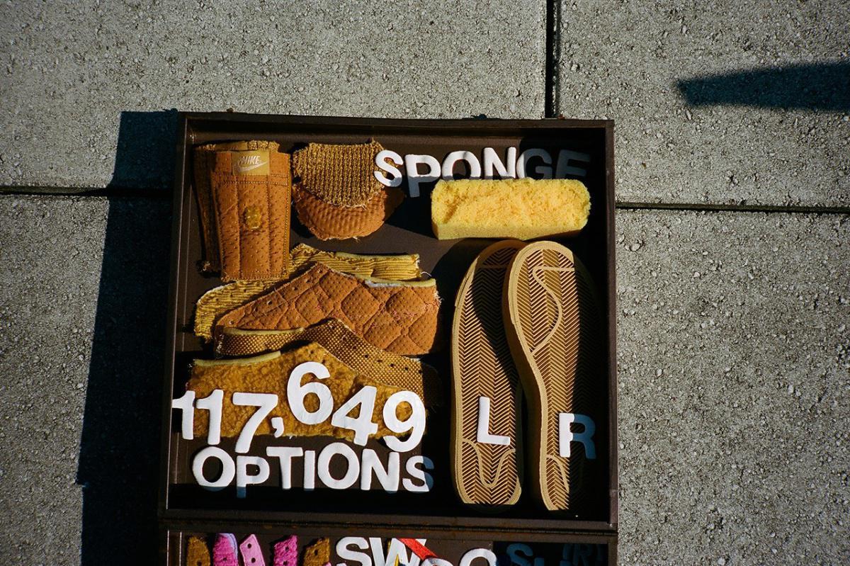"""Cactus Plant Flea Market x Nike Blazer """"Sponge"""" By You reçoit une date de lancement"""