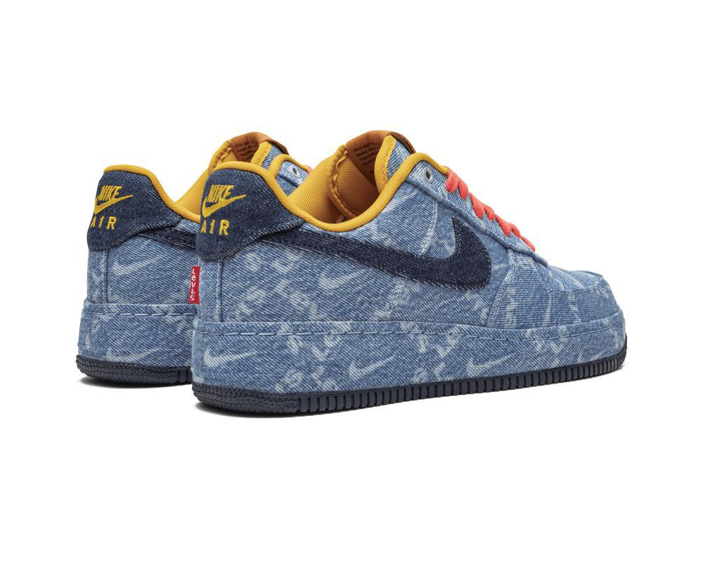 NIKE Air Force 1 x Levi's Exclusive Denim