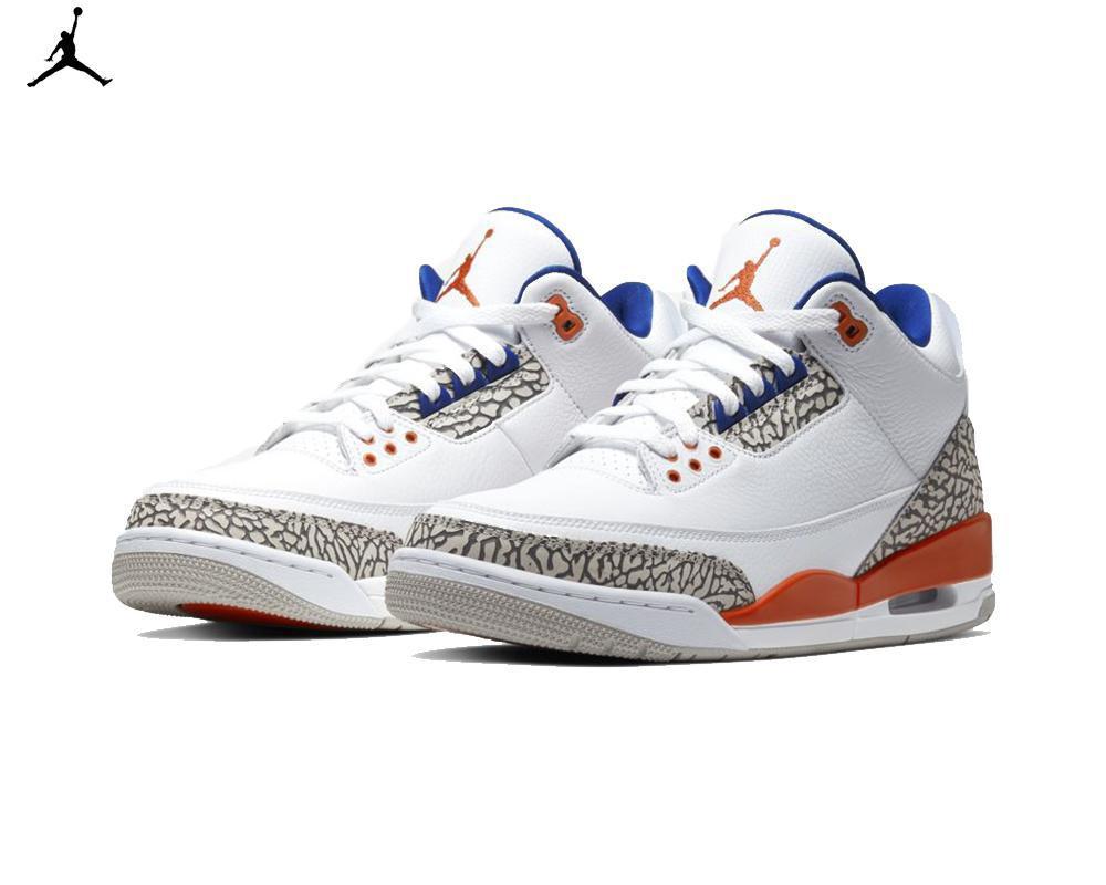 Air JORDAN III New York Knicks