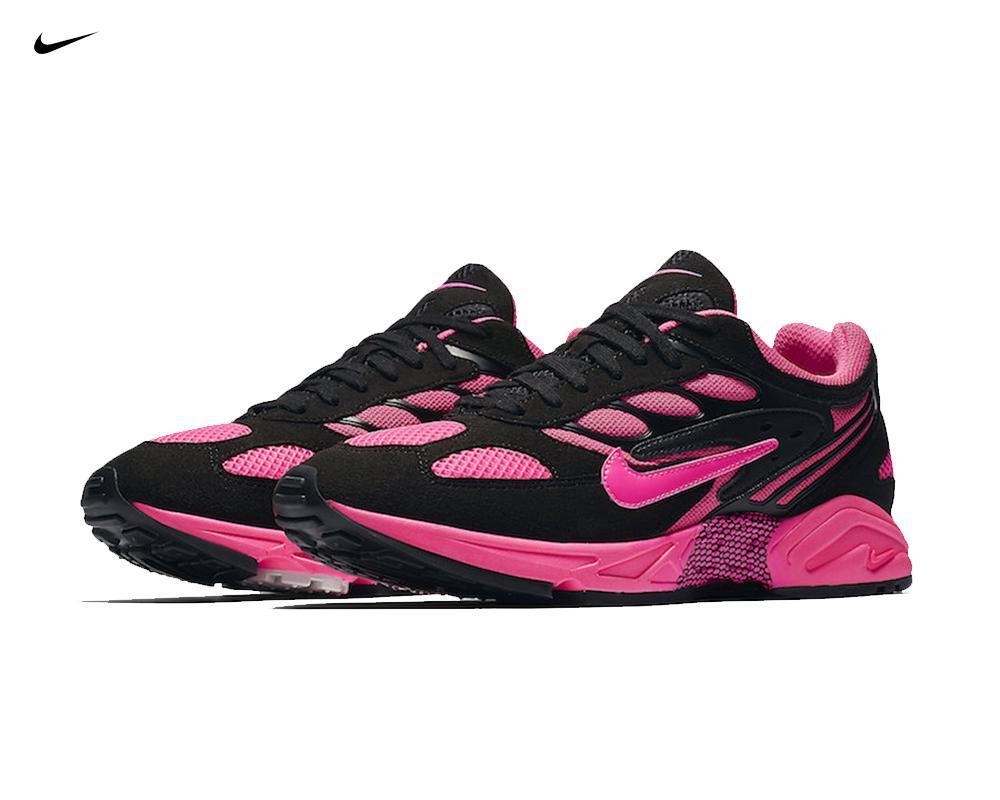 NIKE Air Ghost Racer Pink Black
