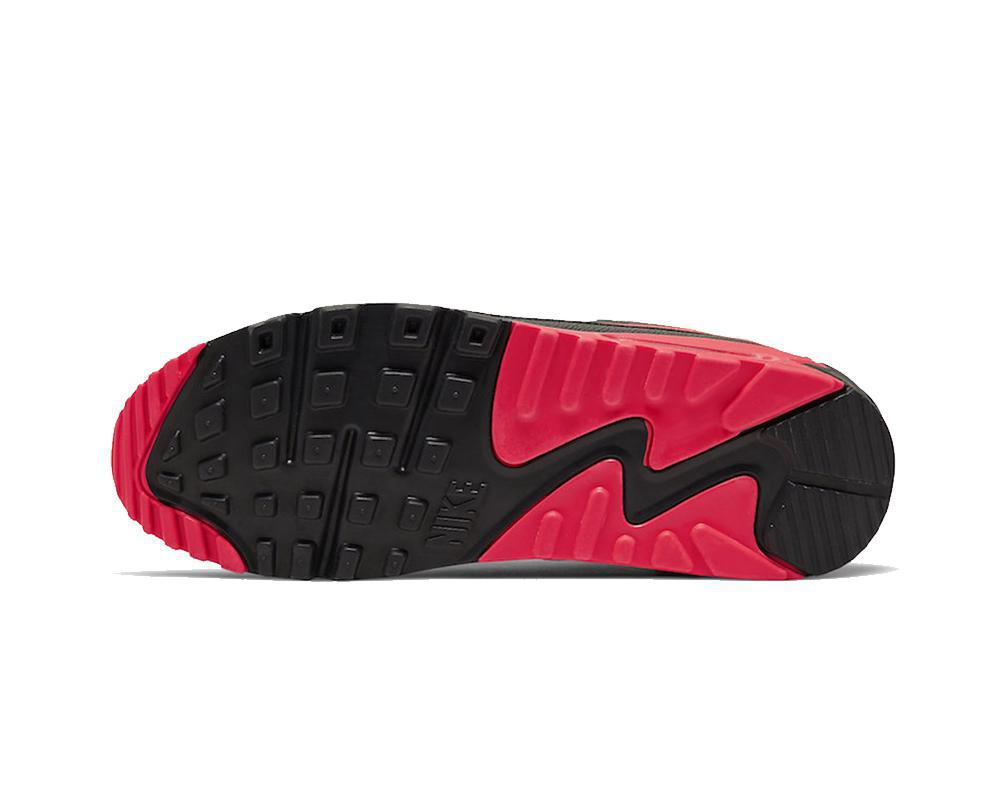 NIKE Air Max 90 x Undefeated Black Red