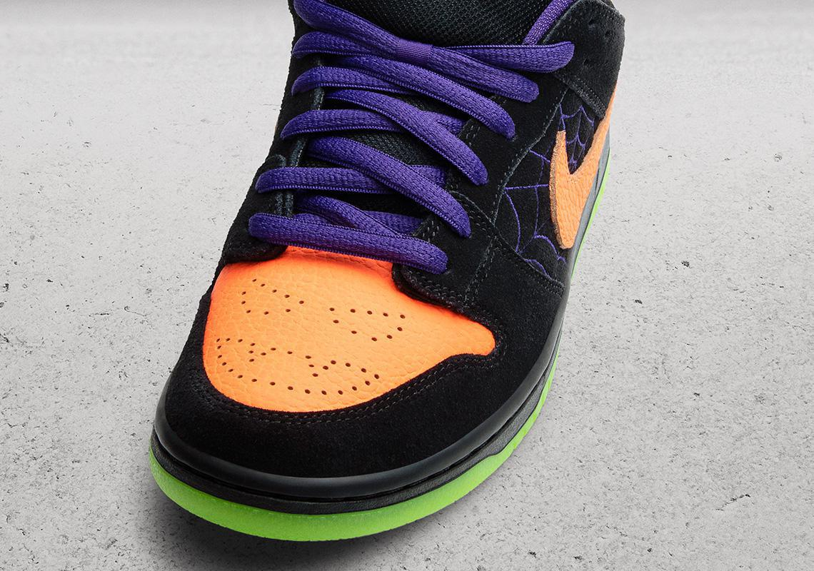 "Nike SB Dunk Low ""Night Of Mischief"" pour Halloween"