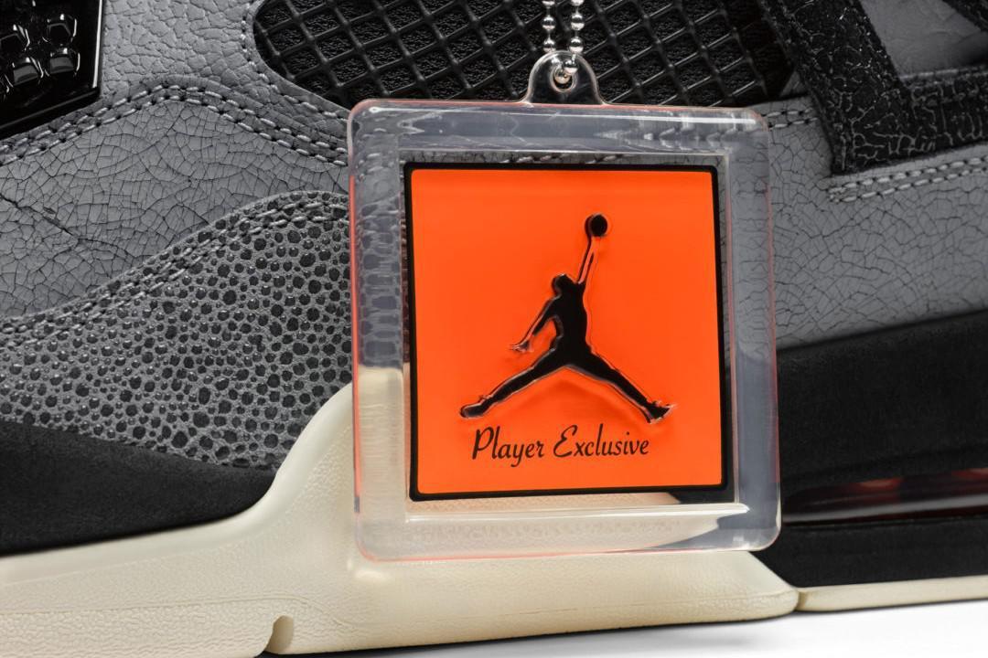 """Air Jordan IV reçoit une mise à jour avec """"Dress Code"""" PE"""