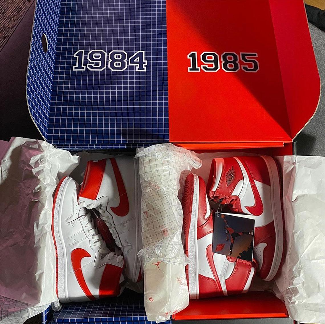 LA Nike Air Ship PE de Michael Jordan sortira en même temps que la Air Jordan 1 dans l'Epic Two-Pair Pack