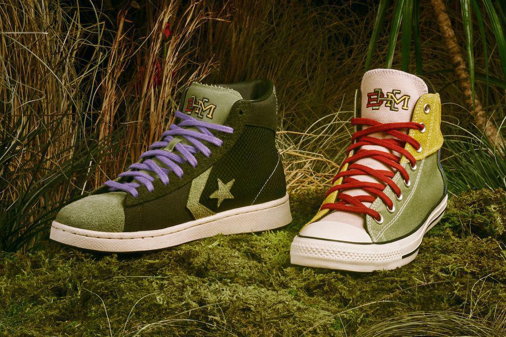 Nike & Converse dévoilent la collection 2020 Black History