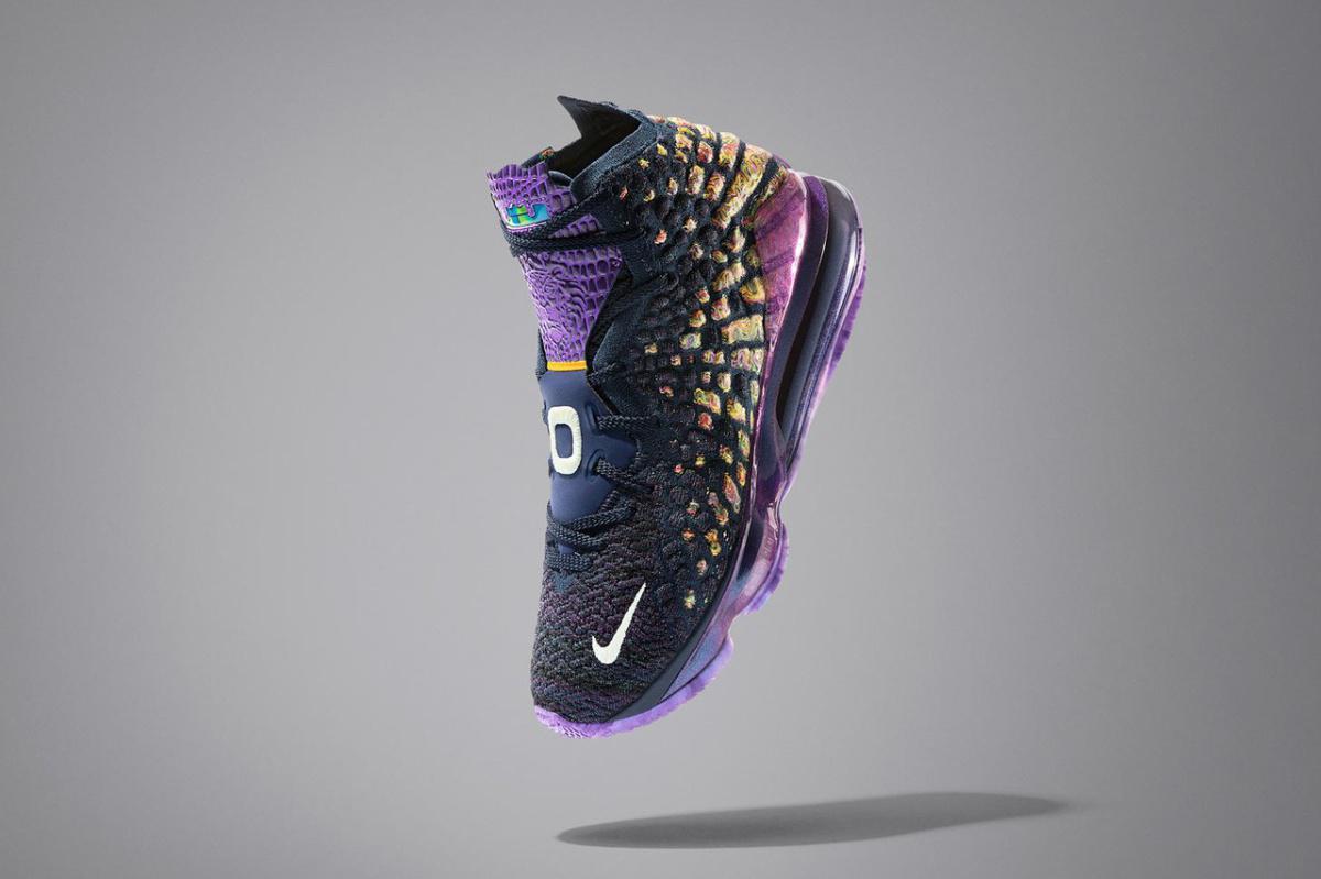 La gamme NBA All-Star de Jordan Brand, Nike et Converse totalise 18 styles