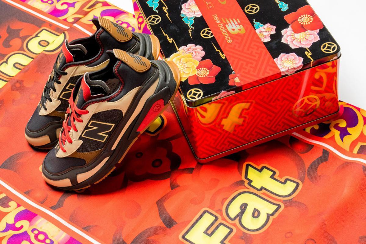 """Shoe Palace x New Balance X Racer """"L'année du rat"""""""