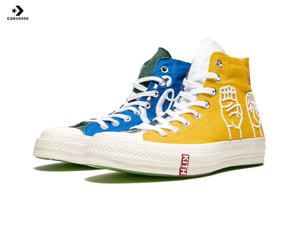 CONVERSE Chuck Taylor All-Star 70s x Kith x Coca-Cola Sign Language F&F