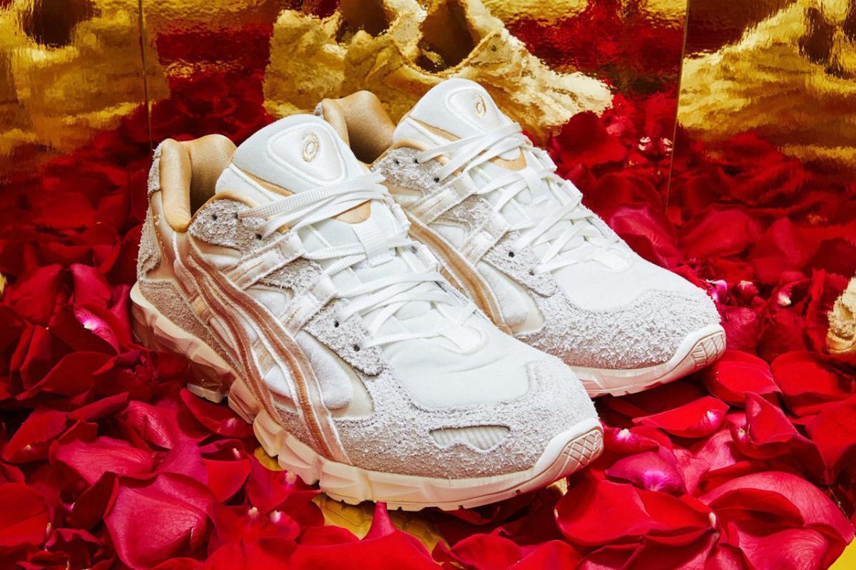 """ASICS GEL-Kayano 5 KZN """"Boîte de chocolats"""" est le parfait cadeau de Saint-Valentin"""