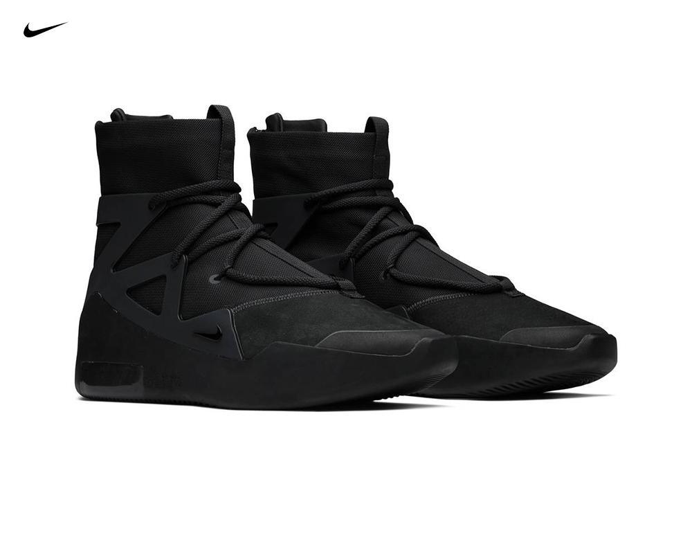 NIKE Air x Fear Of God 1 Black