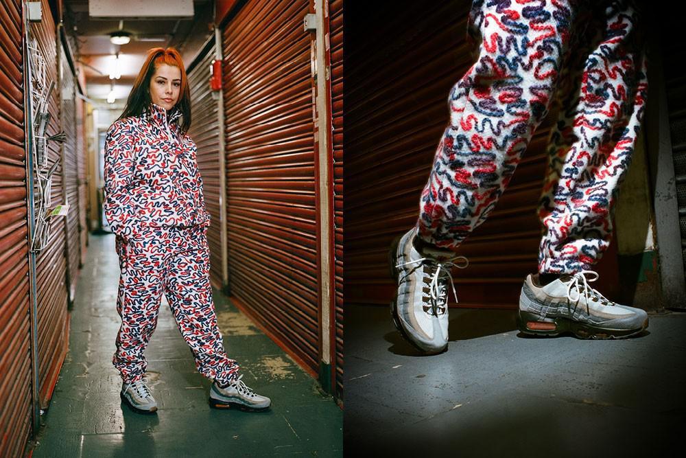 """Nike Air Max 95 """"110"""" fait un clin d'œil à la culture de rue londonienne"""