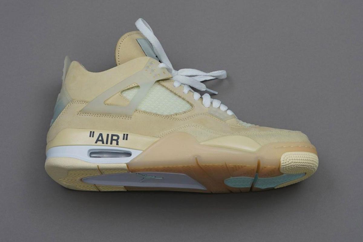 Off-White™ x Air Jordan 4