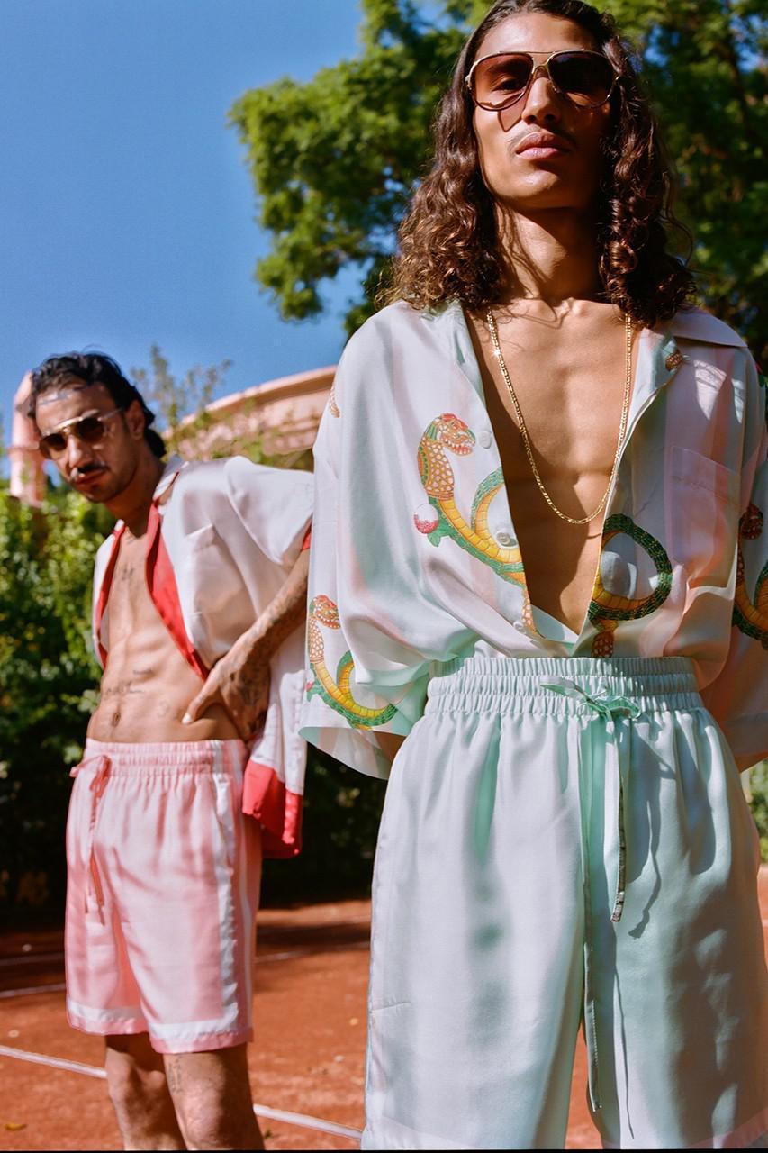 Casablanca entame une nouvelle collaboration New Balance 327