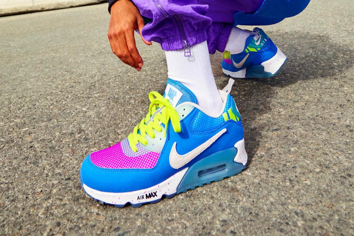 Nike dévoile la prochaine Collab d'Air Max 90