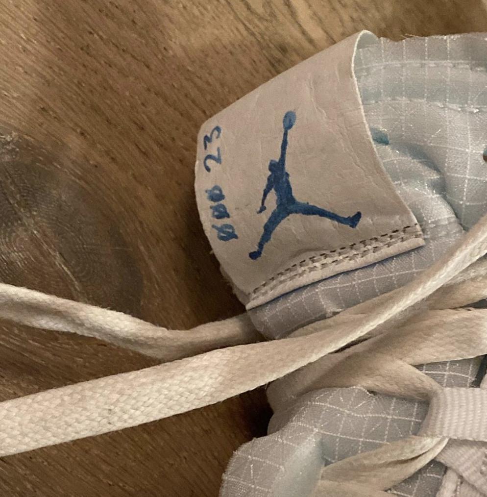 """Edison Chen dévoile le modèle """"000 23 / DELTA"""" d'Air Jordan"""