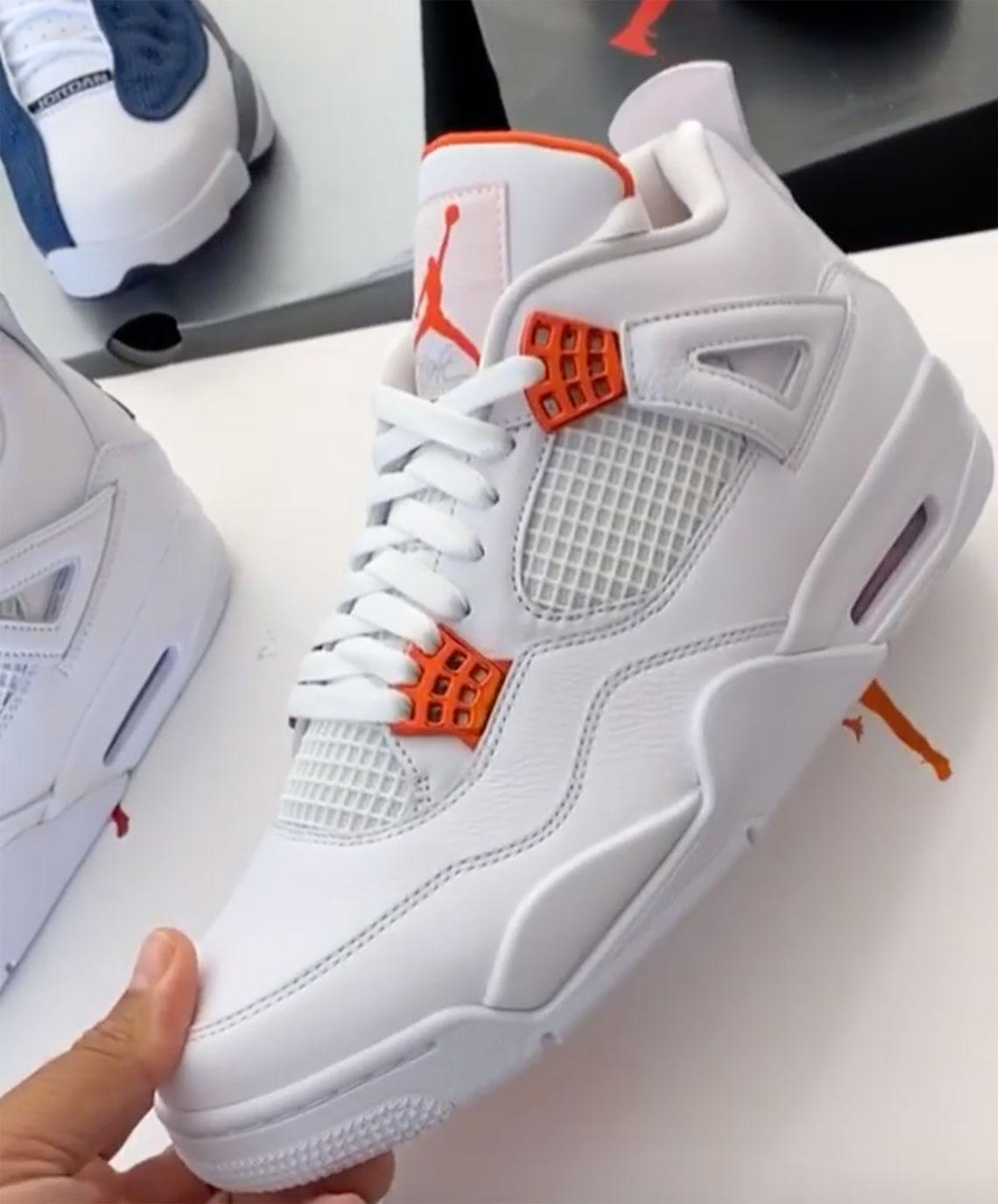 Air Jordan 4 Retro Metallic Pack dévoilé par DJ Khaled