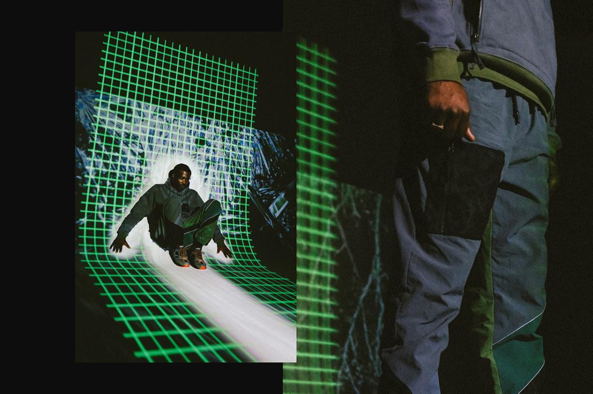 "Bodega x Saucony Grid Azura 2000 pour une collaboration ""Ever Ready"