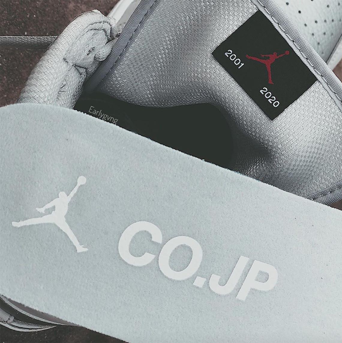 "Air Jordan 1 ""Neutral Grey"" Exclusive Japon"