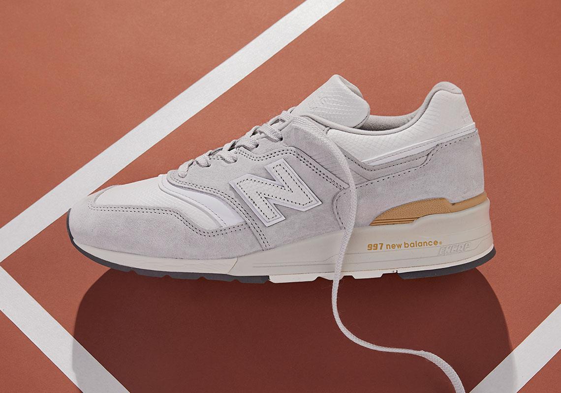 "New Balance 997 ""Chalk Stripe"""