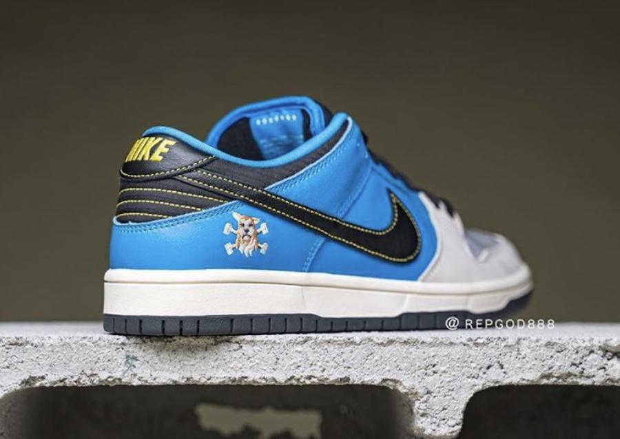 NIKE SB Dunk Low x Instant Skateboards