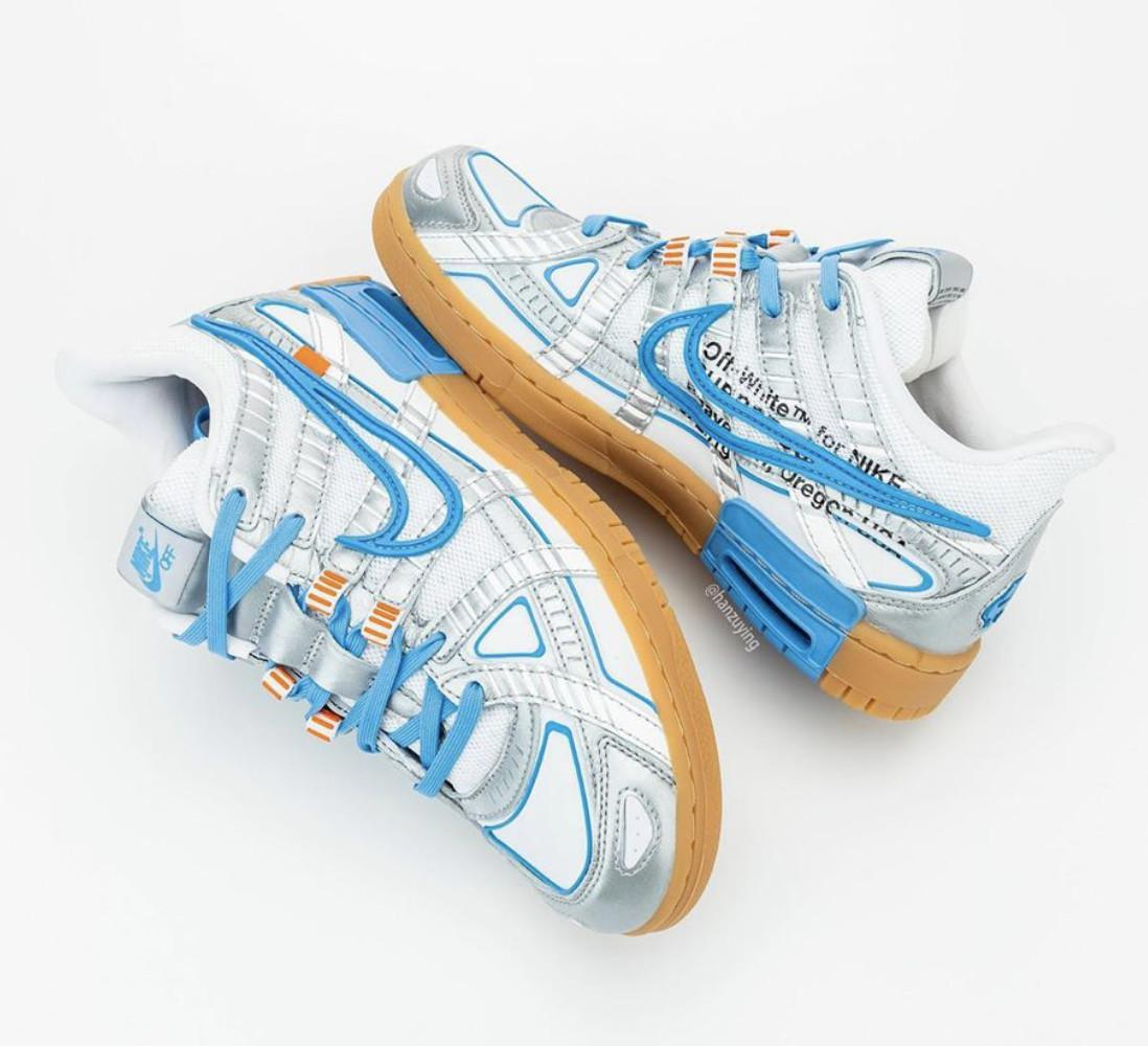 Off-White™ x Nike Rubber Dunk in University Blue