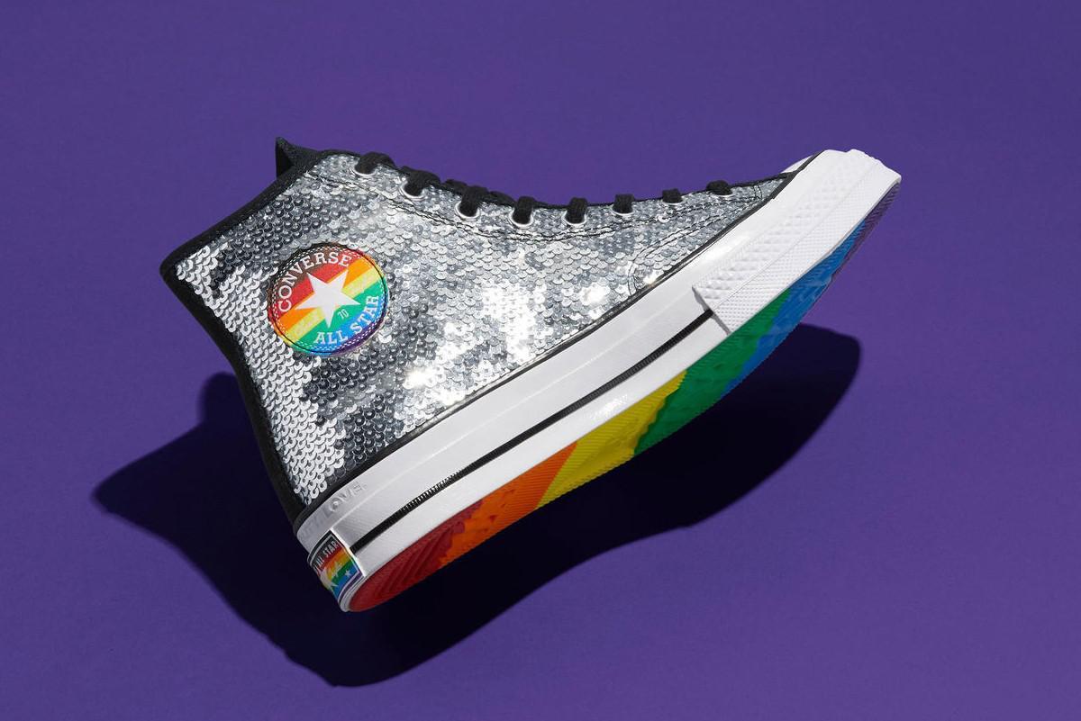 Nike et Converse dévoilent les collections BETRUE et Pride 2020