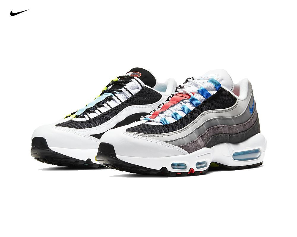 NIKE Air Max 95 Premium Greedy 2.0