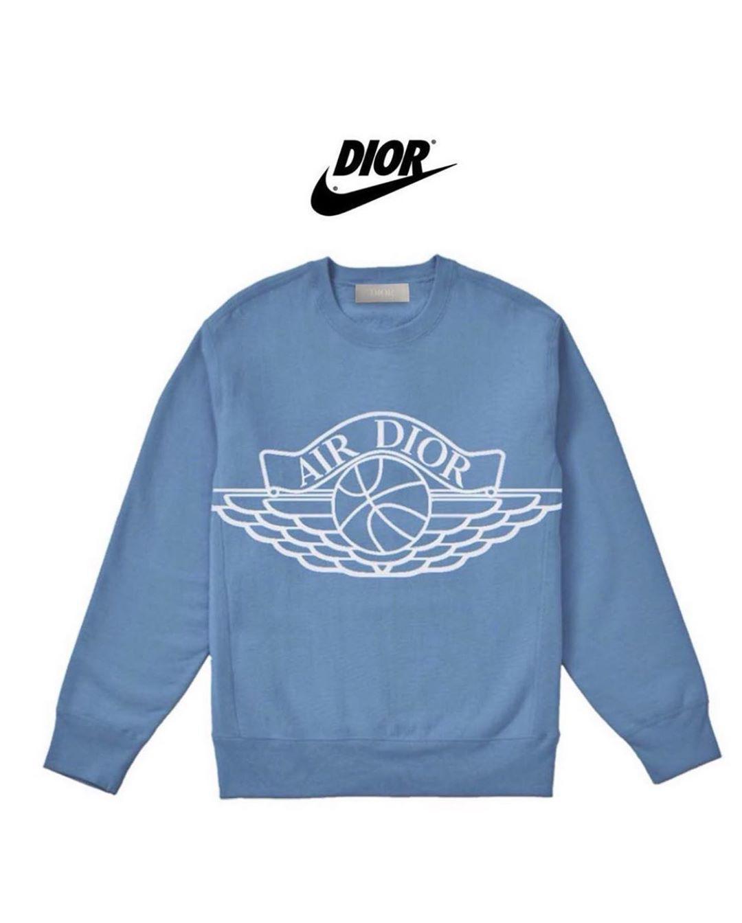 """La collection """"Air Dior"""" de Jordan x Dior arrive bientôt"""
