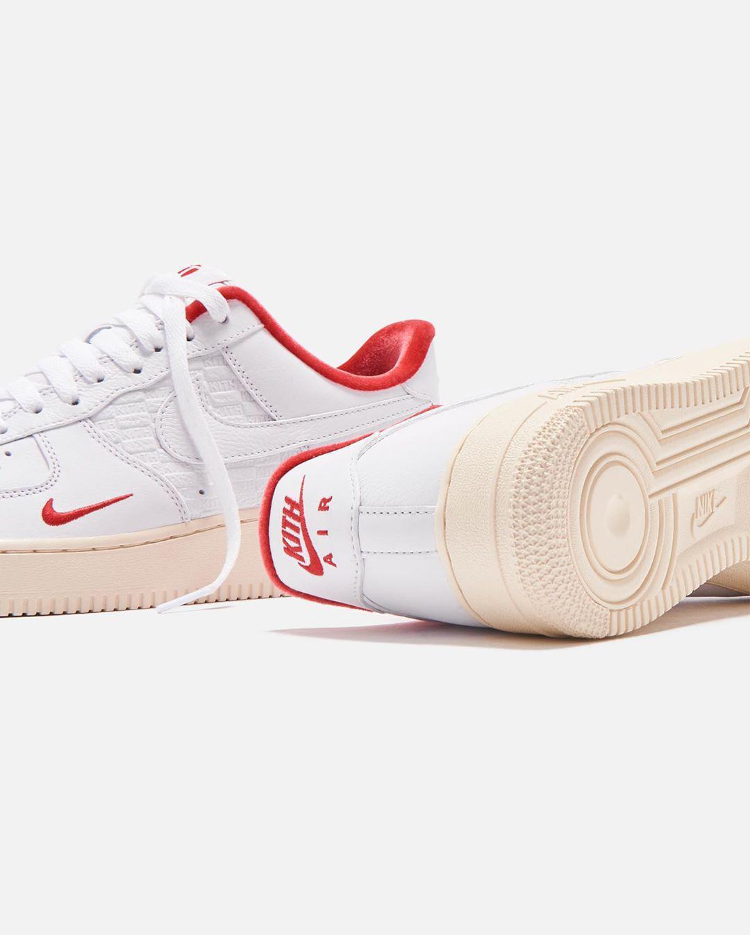 "Kith x Nike Air Force 1 ""Tokyo"""