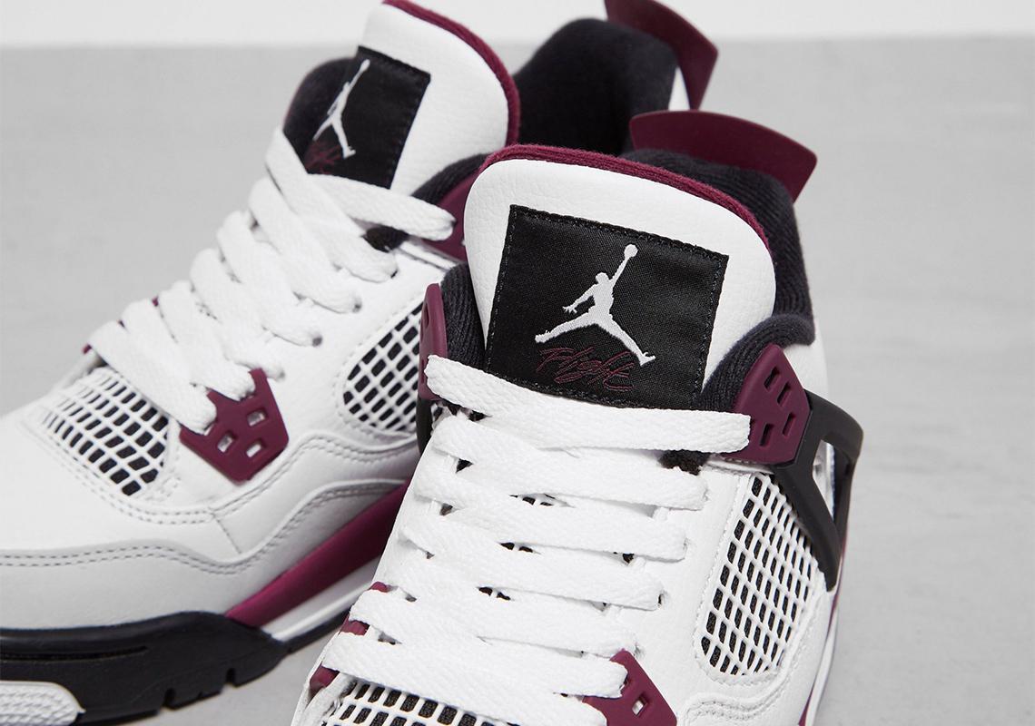PSG x Air Jordan 4
