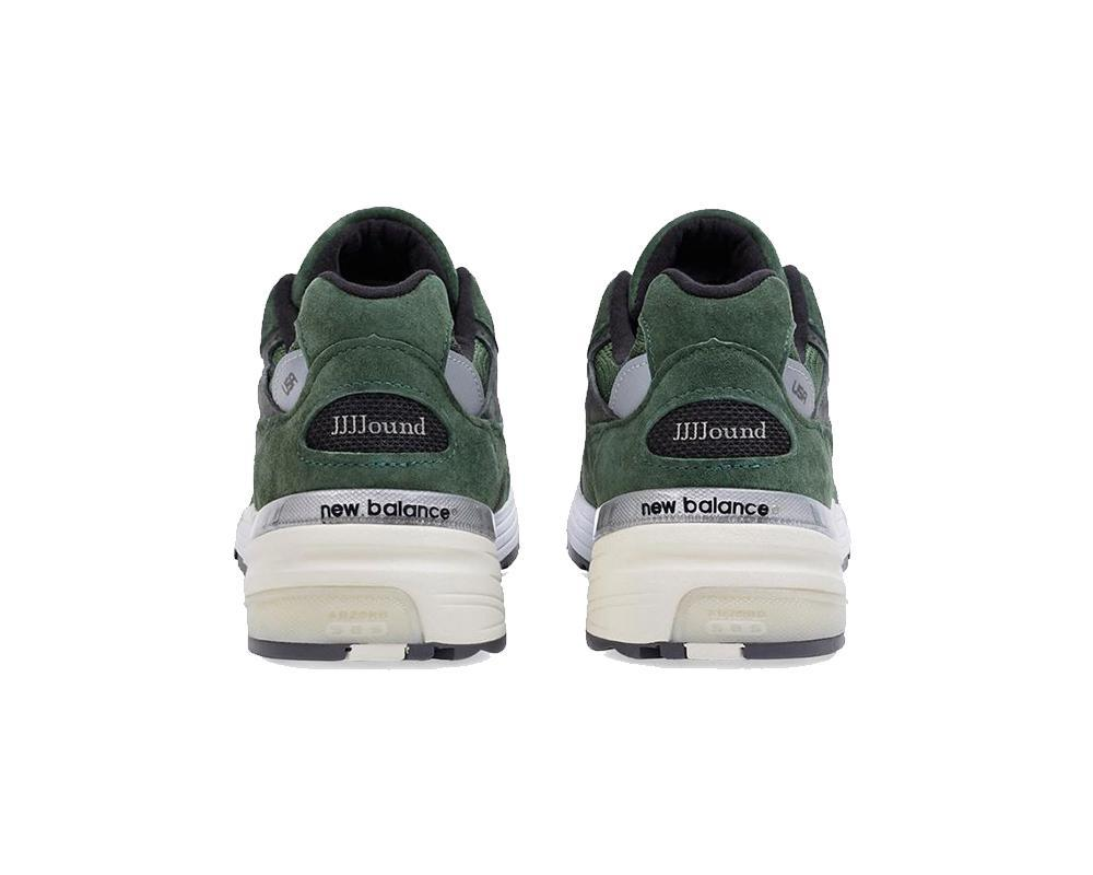 New Balance 992 x Jjjound Green