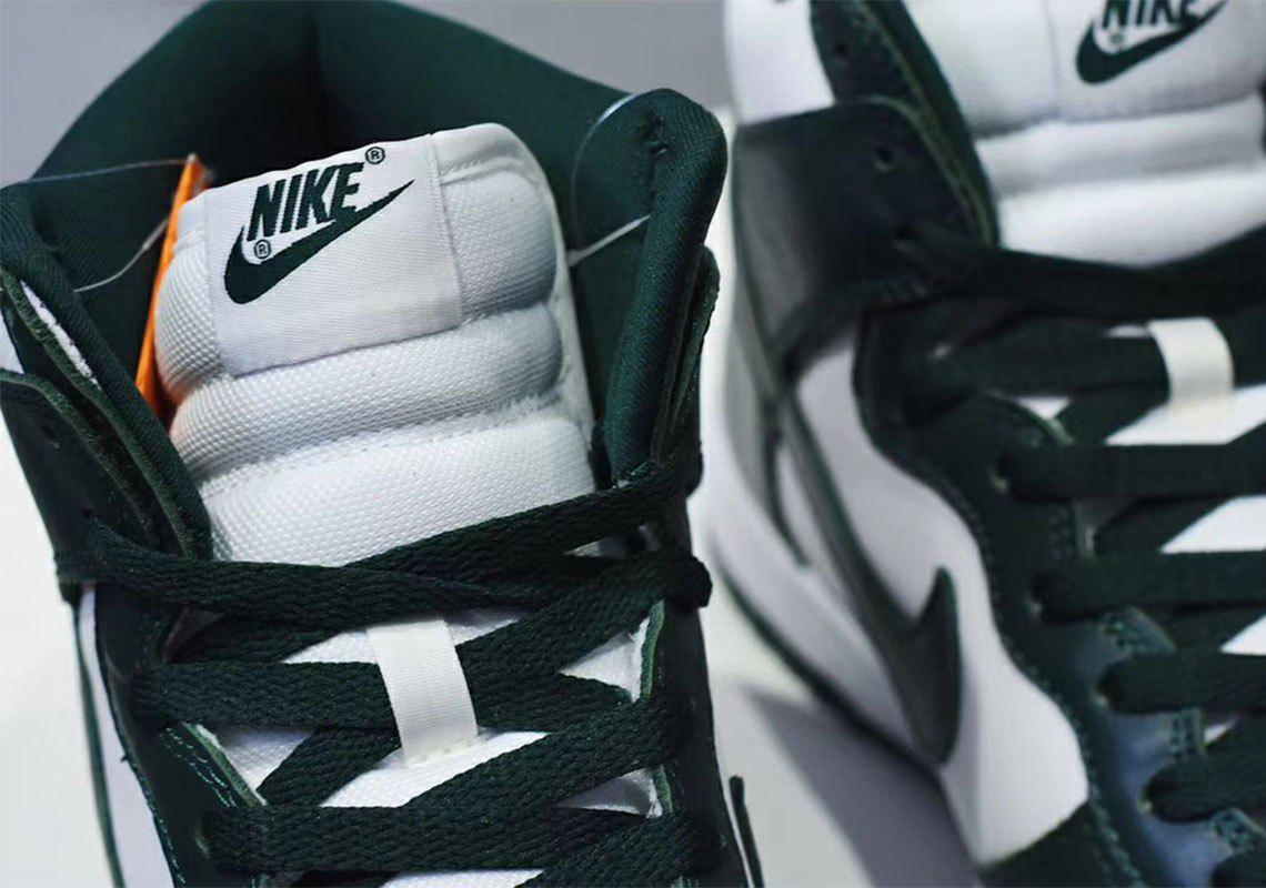 Nike Dunk High Pro Green