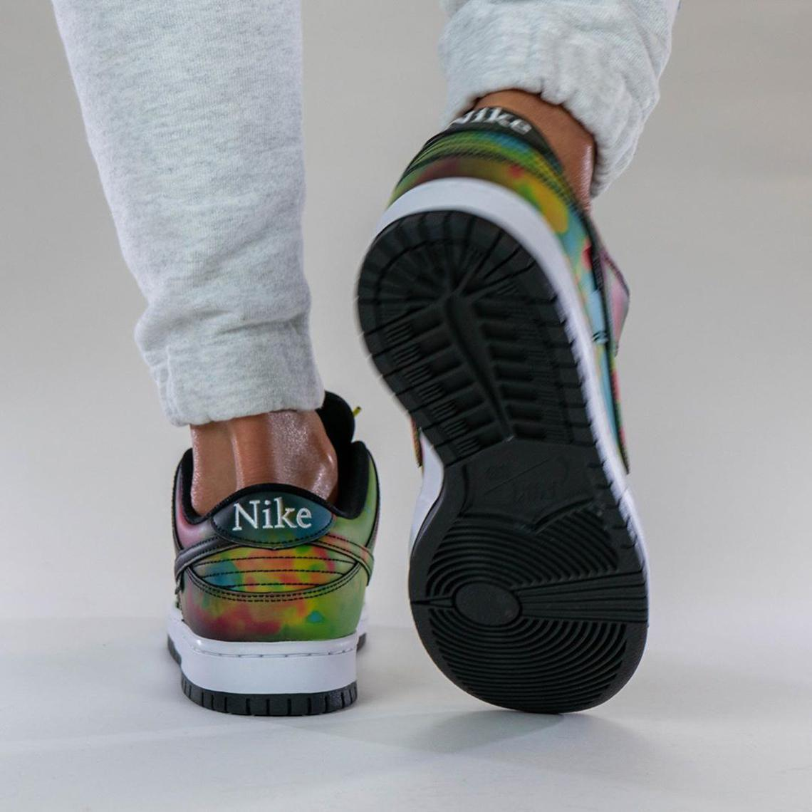 Nike SB Dunk Low thermochromique de Civilist
