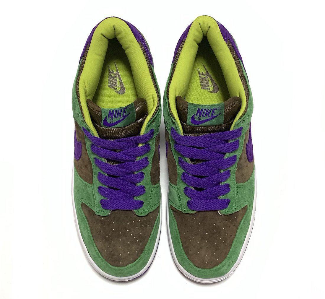 Nike Dunk Low Ceramic & Veneer sortiront plus tard cette année.
