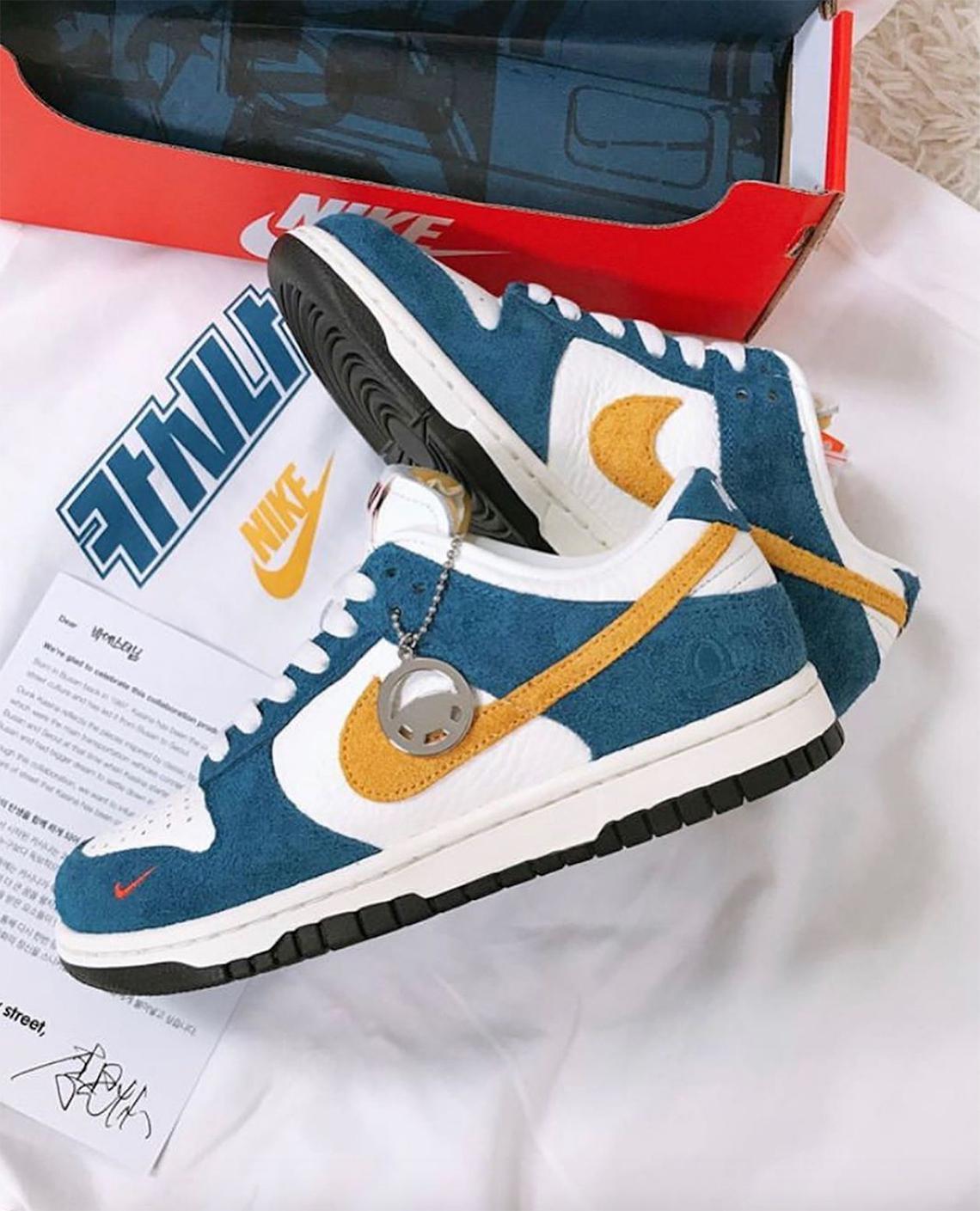 The Kasina x Nike Dunk Low