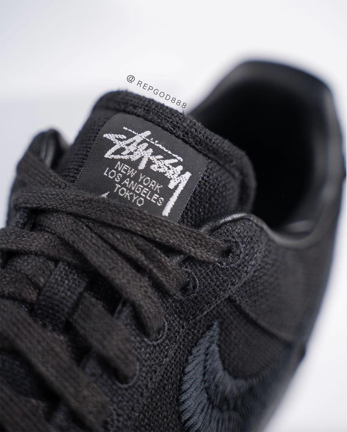 Stussy double la collaboration Nike Air Force 1