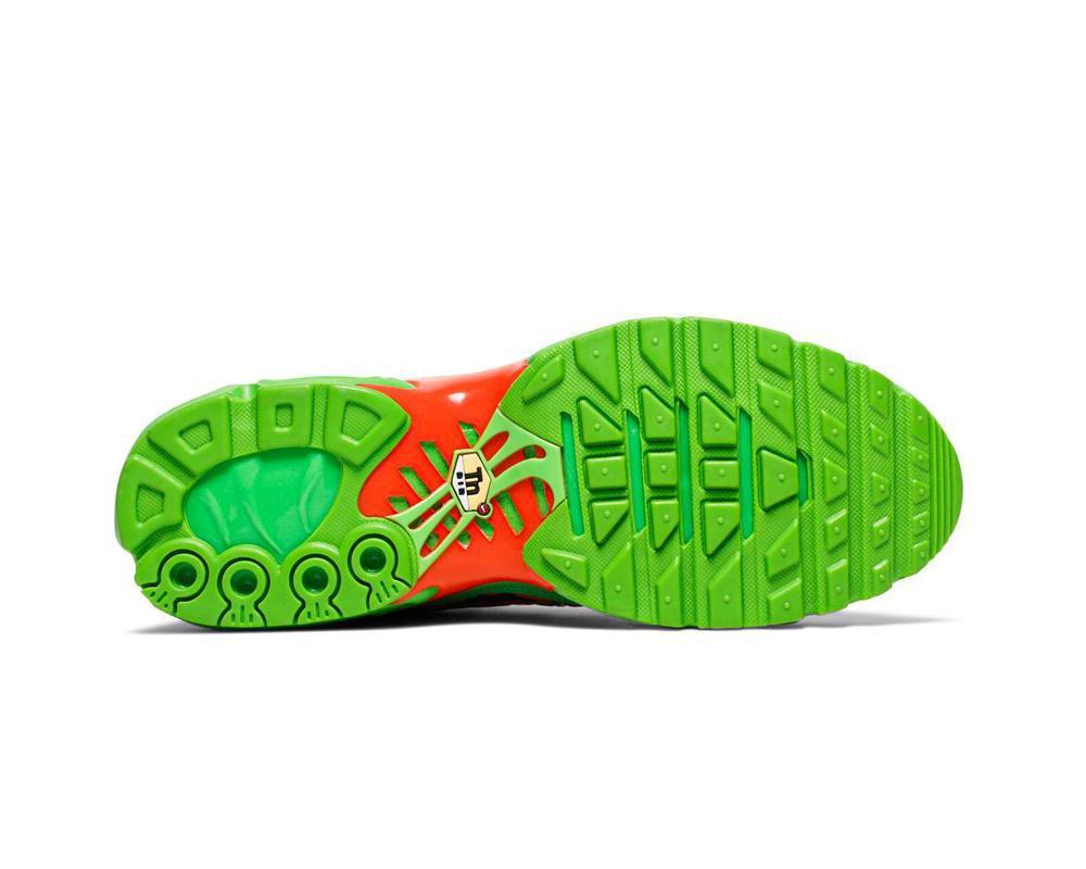 NIKE Air Max Plus x Supreme Green