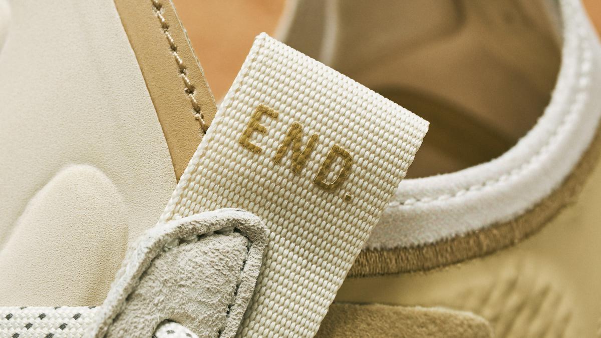 END. X ADIDAS EVO 4D 'DUNE'