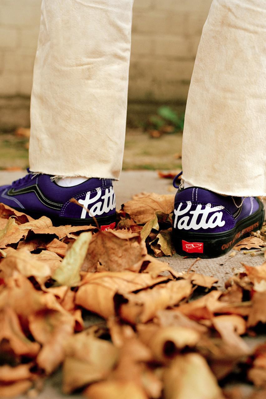 Patta et Vans célèbrent la culture des Rude Boy pour FW20