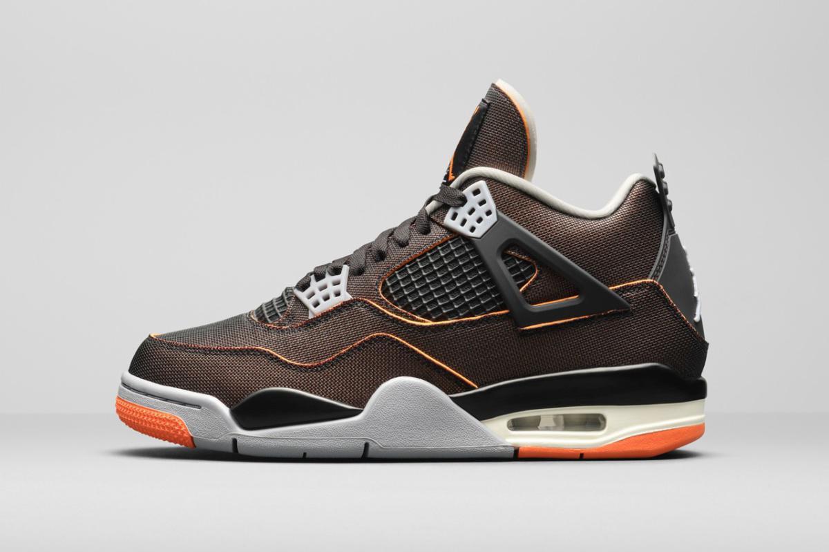 La marque Jordan présente la collection Rétro Printemps 2021