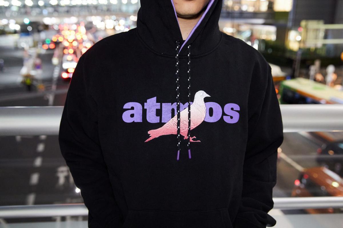 "Atmos x Staple x New Balance X-Racer ""Crow & Pigeon"""