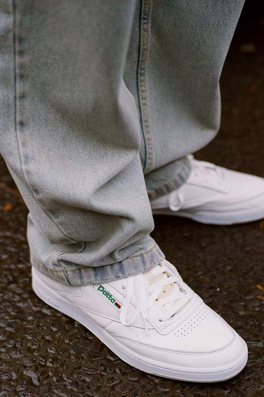 Patta met en avant le Pan-Africanism avec la collaboration Reebok Club C