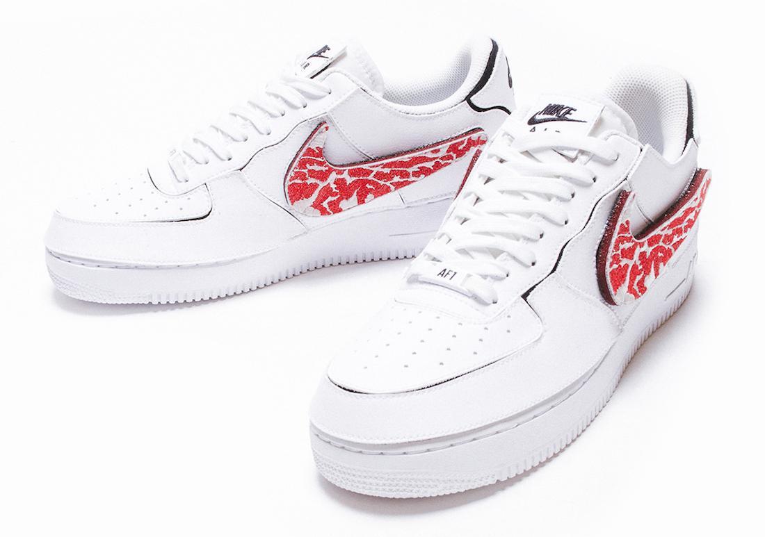 "BAIT x Nike Air Force 1 ""A5 Wagyu"""