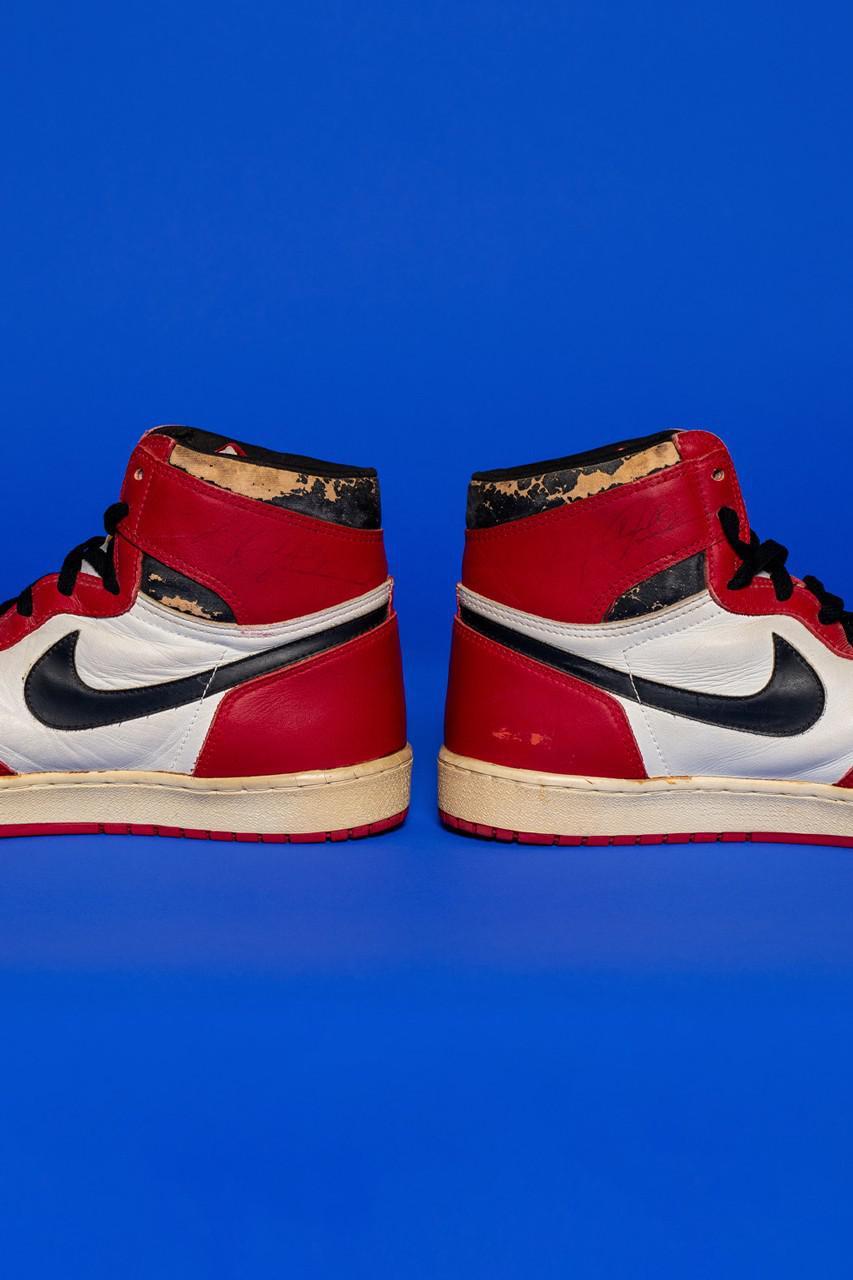 """Vous pouvez maintenant investir dans les """"Shattered Backboard"""" de Michael Jordan"""
