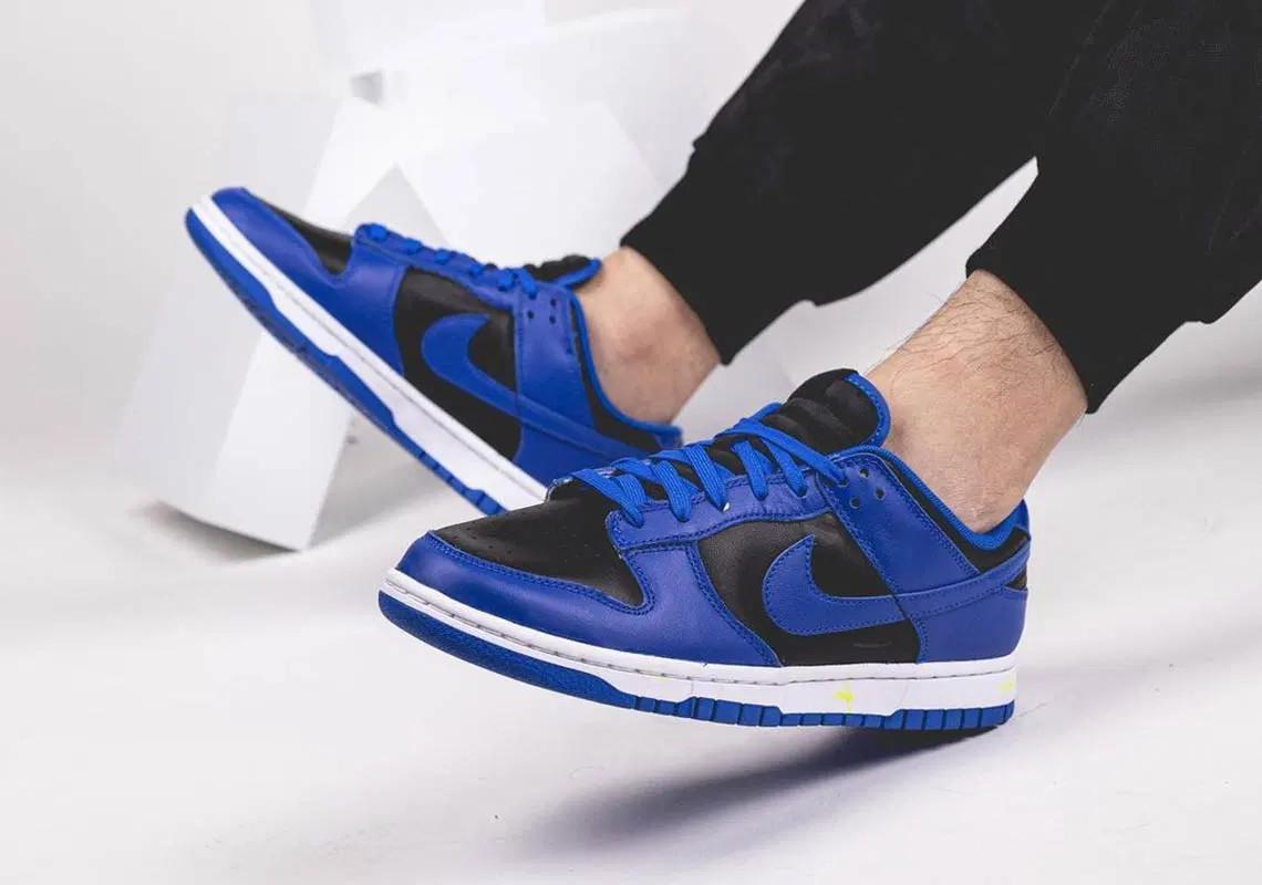 """La Nike Dunk Low """"Hyper Cobalt"""" arrive en 2021"""