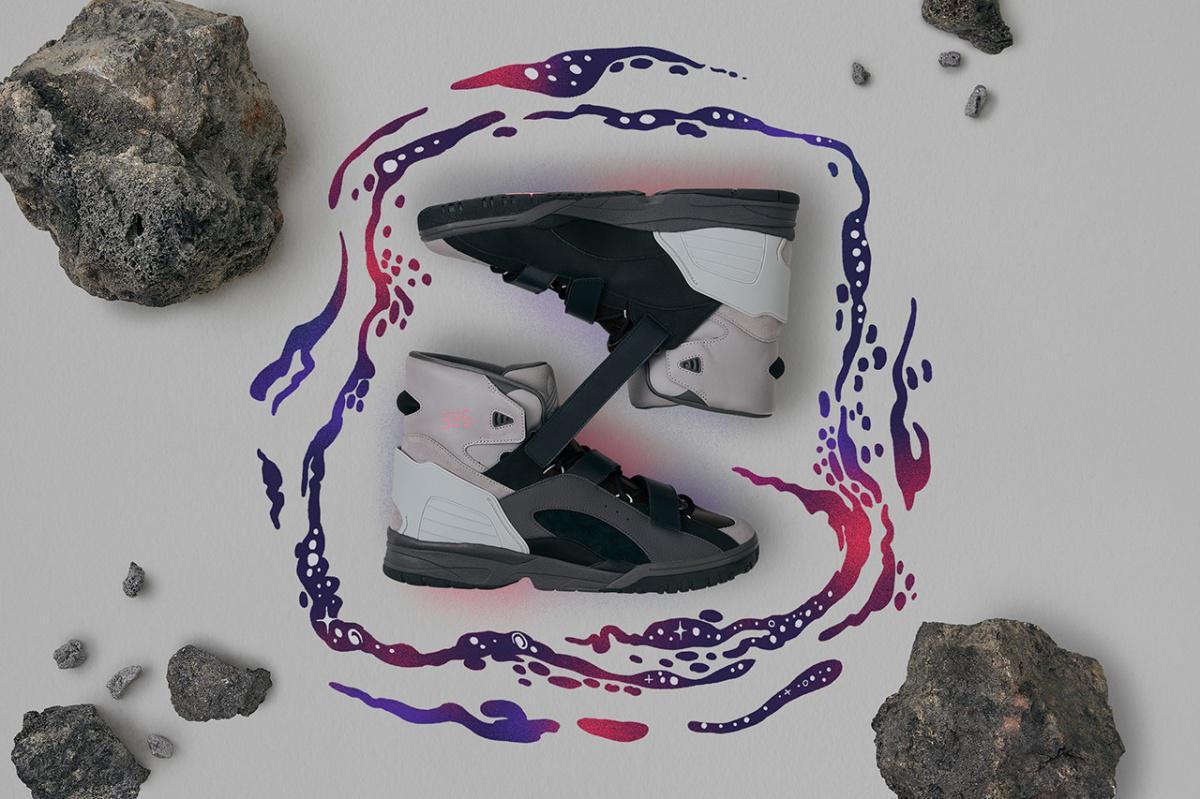 Kid Cudi et adidas Originals lancent la nouvelle silhouette de Vadawam 326 inspirée par la science-fiction