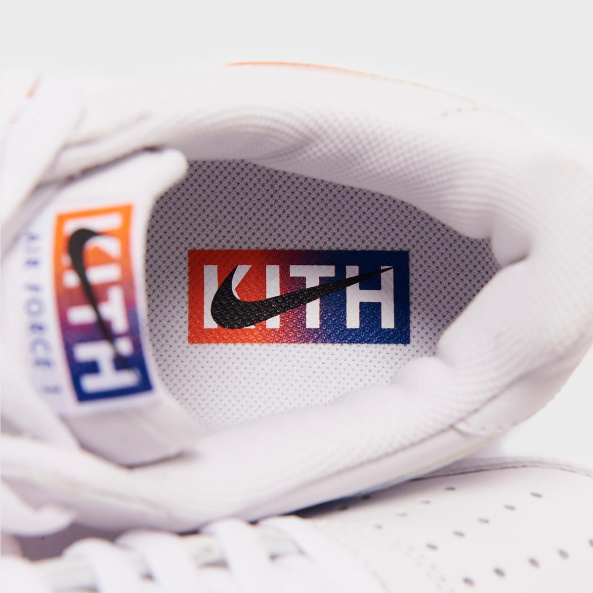 "KITH x Nike Air Force 1 ""New York"""