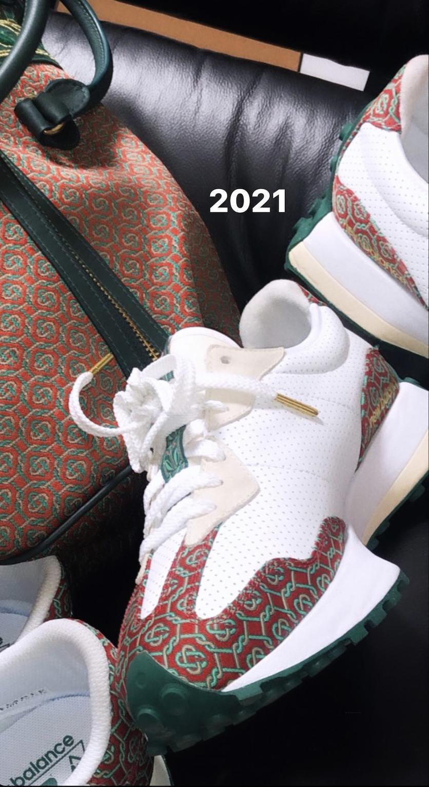 New Balance x Casablanca 2021