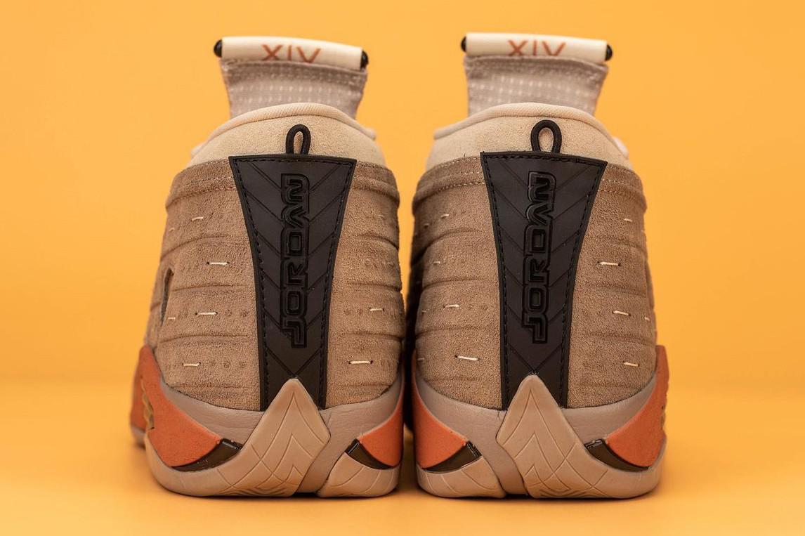 CLOT et la marque Jordan élargissent le thème TERRACOTA