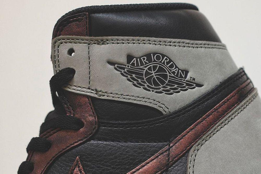 "Air Jordan 1 Retro High ""Rust Shadow"""